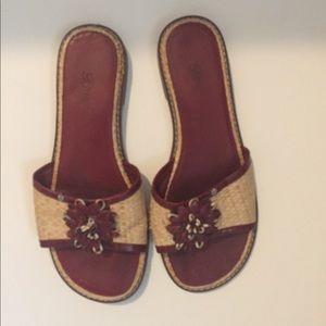 Brighton Sandals Size 7
